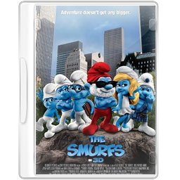 the smurfs icon