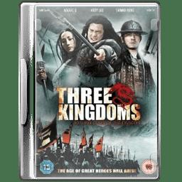 The three kingdoms icon