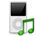 Apps music player icon