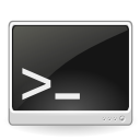 Apps terminal icon