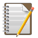 Apps text editor icon