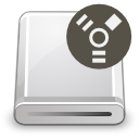 Devices-drive-removable-firewire icon