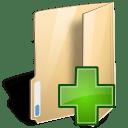 Folder new Icon | NuoveXT 2 Iconset | Saki