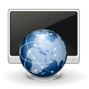 Places server network icon