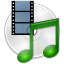 Categories multimedia icon