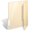 Folder open transparent icon