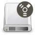 Devices-harddisk-firewire icon