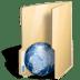 Folder-remote icon