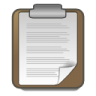 Actions-clipboard icon