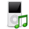 Apps-music-player icon