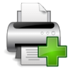 Devices-printer-new icon