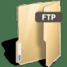 Folder-ftp icon