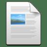 Mimetypes-document icon