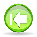 Actions-arrow-left-end icon