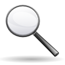 Actions find icon
