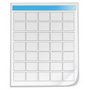 Apps calendar icon