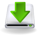 Apps download manager icon