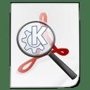 Apps kpdf icon