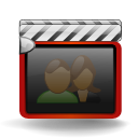 Apps media player icon