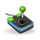 Devices joystick icon