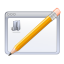 Filesystems desktop icon