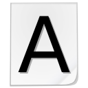 Mimetypes applix icon