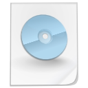 Mimetypes cd track icon