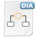 Mimetypes dia icon