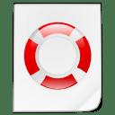 Mimetypes mime help icon