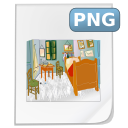 Mimetypes png icon