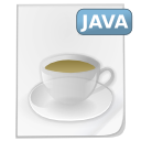 Mimetypes source java icon