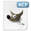 Mimetypes xcf icon