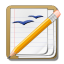 Apps openoffice writer icon