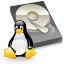 Filesystems hd linux icon