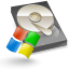 Filesystems hd windows icon