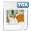 Mimetypes tga icon
