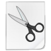 Actions-editcut icon