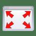 Actions-windows-fullscreen icon