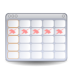 Apps-evolution-calendar icon
