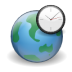 Apps-world-clock icon