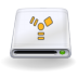 Devices-removable-firewire icon