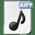 Mimetypes-aiff icon