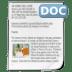 Mimetypes-doc icon