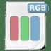 Mimetypes-rgb icon