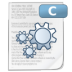 Mimetypes-source-c icon
