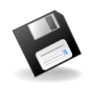 Actions-floppy-save icon