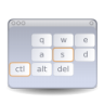 Apps-kcharselect icon
