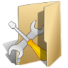 Apps-package-settings icon