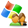 Apps-windows-users icon