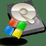 Filesystems-hd-windows icon